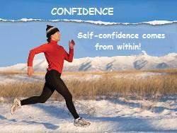 self-confidence action plan