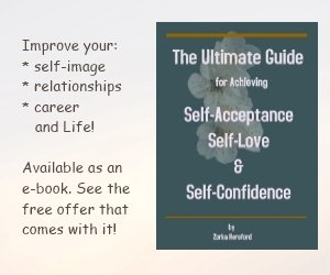 the ultimate guide for self-acceptance