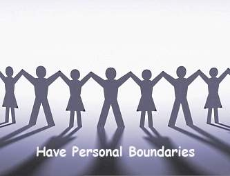 Healthy Personal Boundaries & How to Establish Them