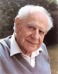 Karl Popper philosophy