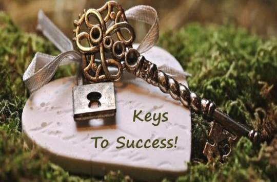 7 critical keys to success
