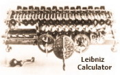 liebniz calculator