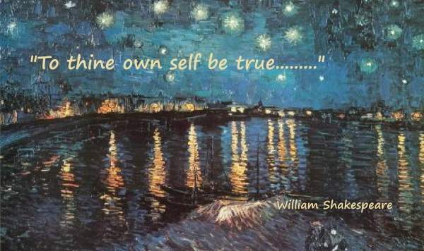 true to yourself quotes