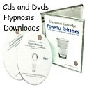 Hypnosis dvds cds