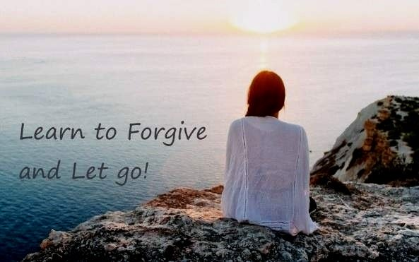 forgivenss and letting go